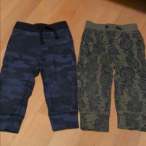 Lot of 2 - GAP Pants